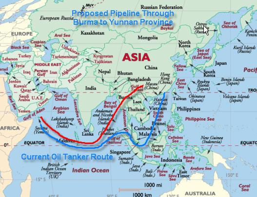 Myanmar, conflictos, situación. Rohingyas. Guerrilla Karen... - Página 3 Burma-route