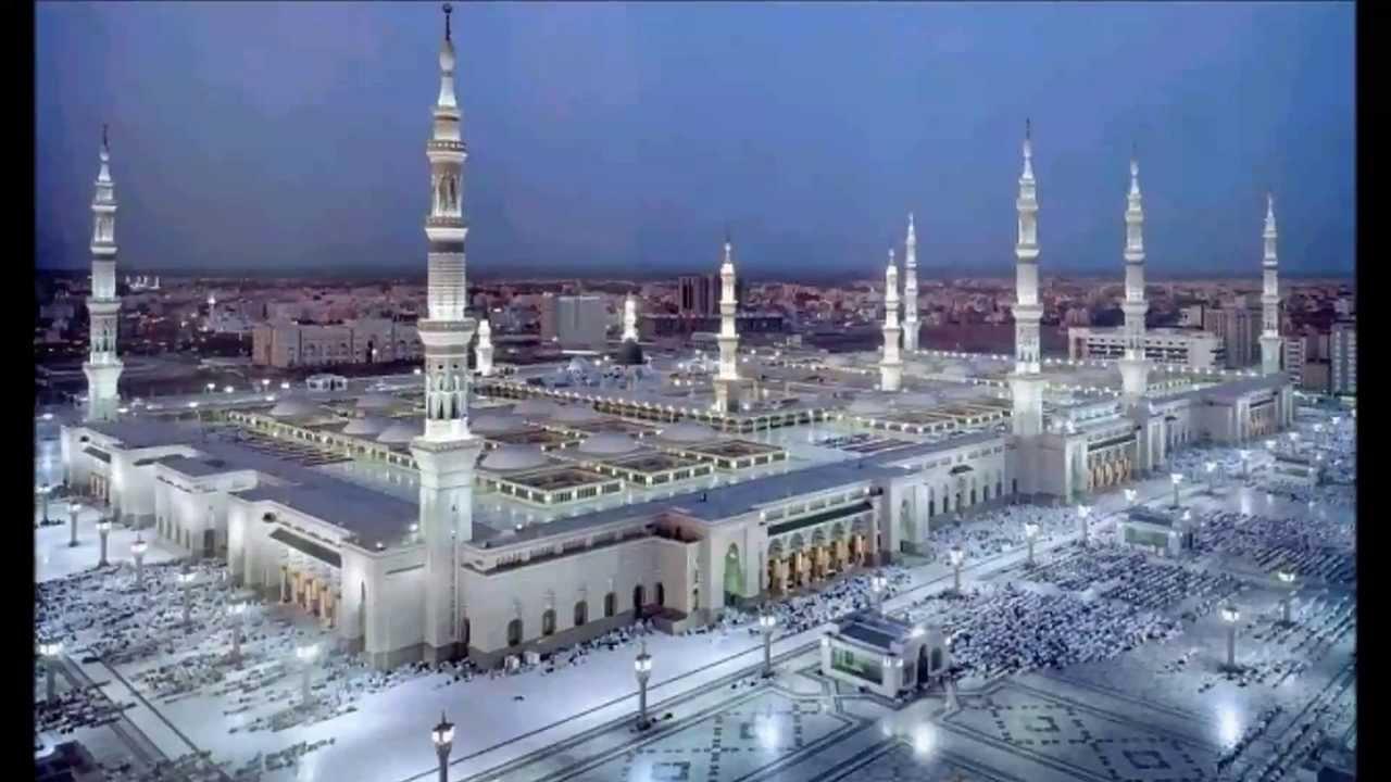 المسجد النبوى الشريف 1-4622