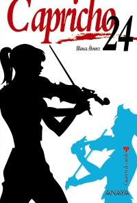 Alvarez, Blanca - Cuarteto de cuerdas 02 – Capricho 24 IJ00311001