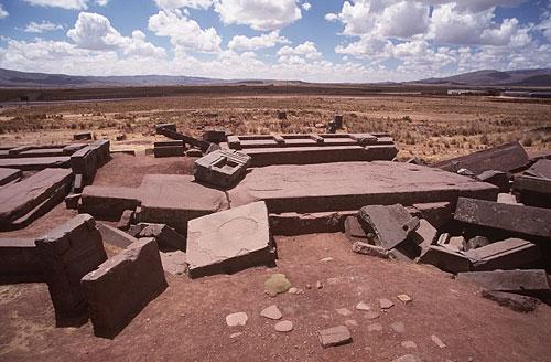 Evidence of Ancient Advanced Technology Puma-punku-ruins2