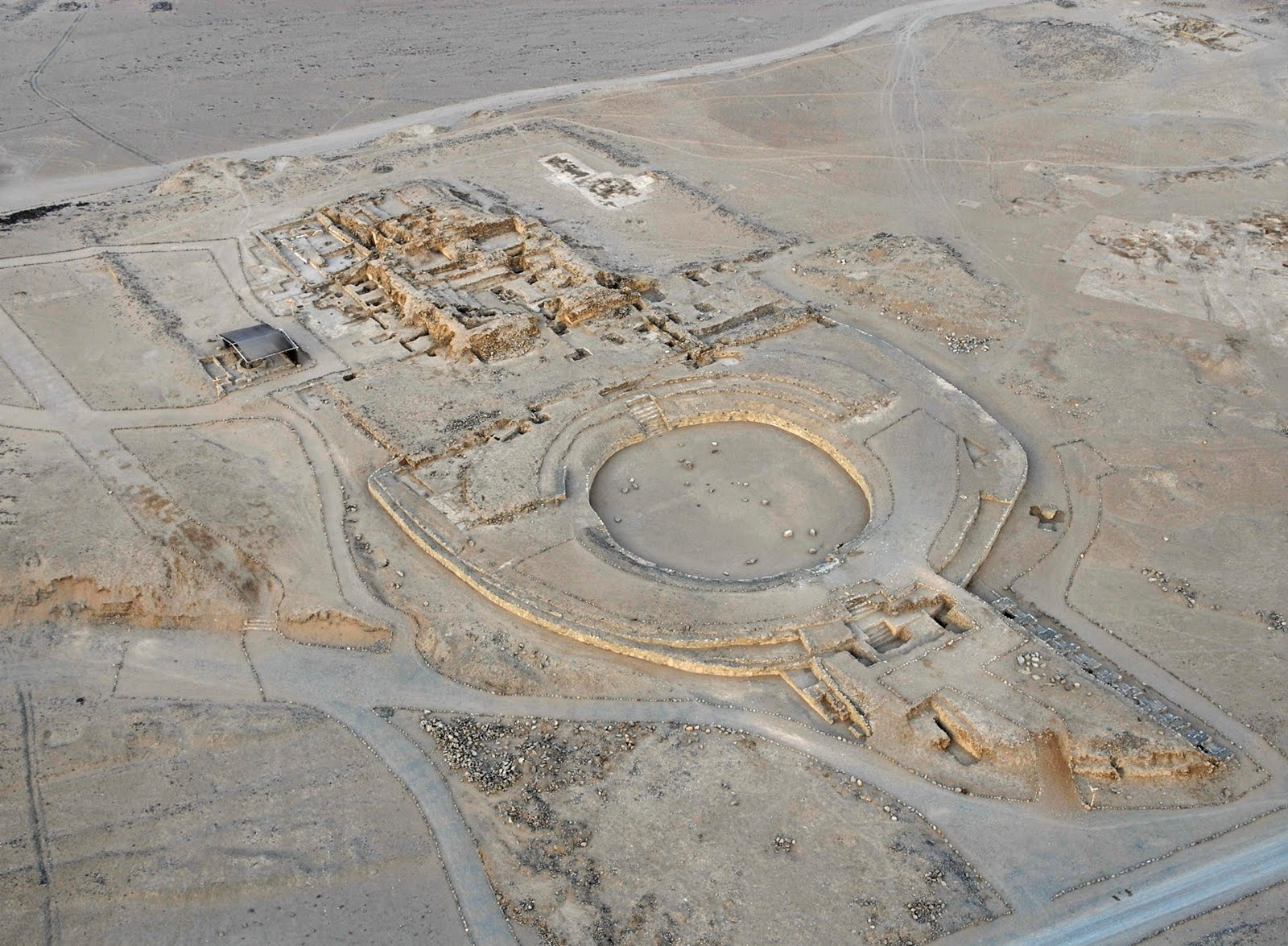 The Ancient City of Caral And South America's Oldest Writing System CAR-AL3