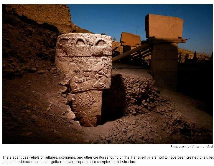Göbekli Tepe; 7000 years older than Stonehenge 11535921_871851919529269_8087738763547151539_n