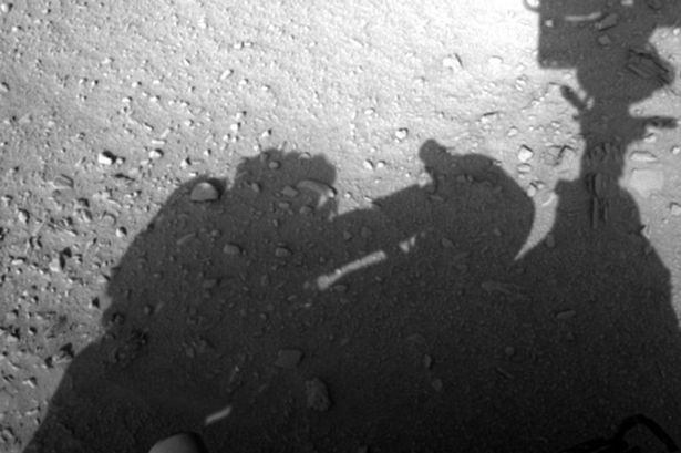 Ummm is that a cannon on Mars? Mars-Conspiracy-1
