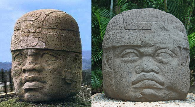 The Olmecs: One of the most advanced Ancient Civilizations on Earth Olmecas-cabeza-0