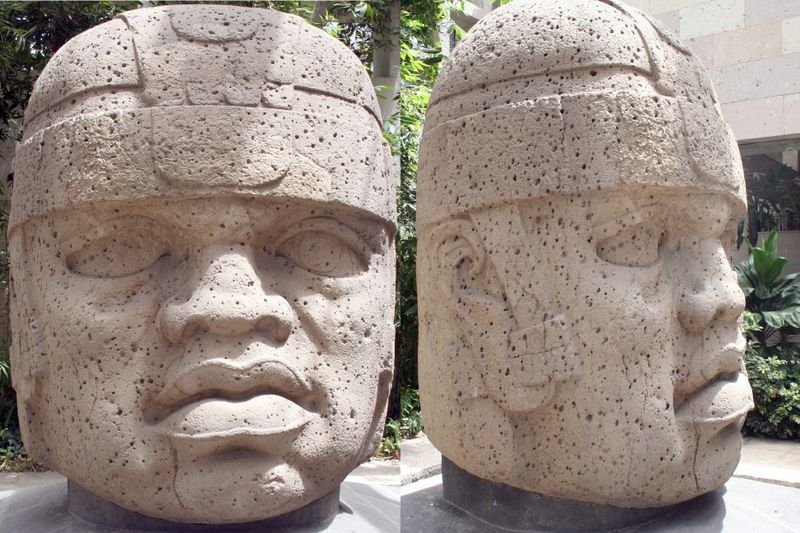 The Olmecs: One of the most advanced Ancient Civilizations on Earth Smvoki