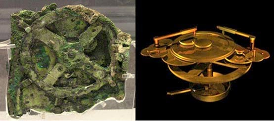 A new Analysis of the Antikythera Mechanism reveals incredible historical mysteries Antikythera-original-mechanism
