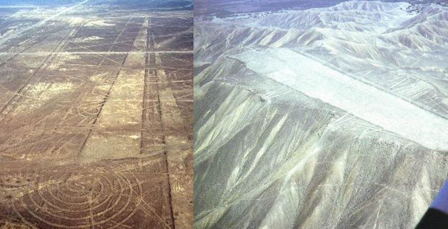 The Nazca Lines: Ancient Vimana Runways Nazca-Airport-2