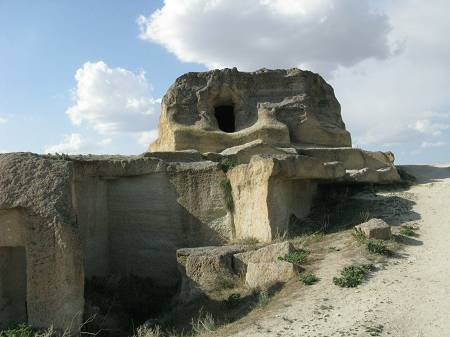 Rewriting History: A Huge Million-Year-Old, Man-Made Underground Complex? Cavusin-village-in-the-Cappadocia-region-of-Turkey