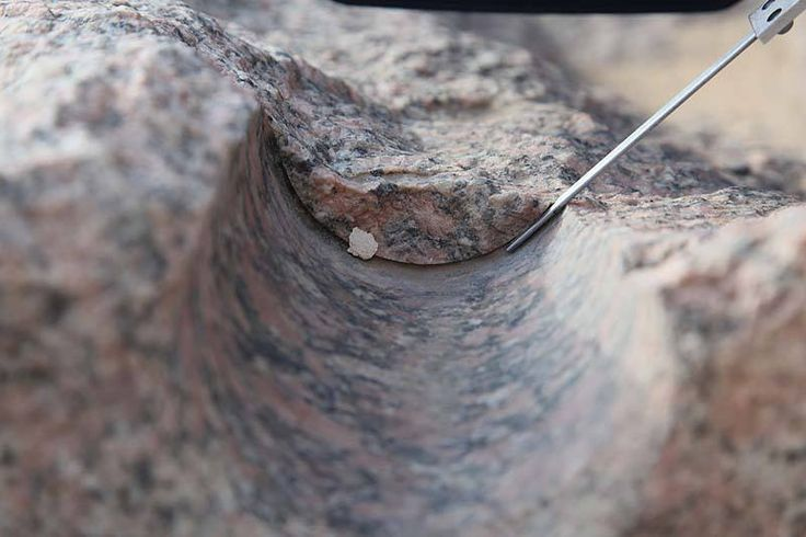 Abusir: Evidence of Advanced Technology in Ancient Egypt Cff2b738f2d13e9188f881c9d1d0a96a