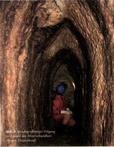 Massive, 12,000-year-old underground tunnels stretch from Scotland to Turkey 1