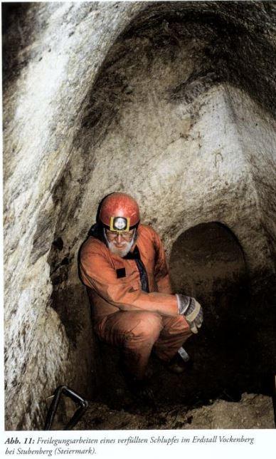 Massive, 12,000-year-old underground tunnels stretch from Scotland to Turkey 11