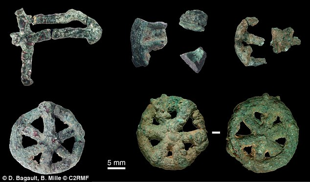 Researchers find a 6,000-year-old artifact created with TECHNOLOGY that NASA uses TODAY Ancient-Artifact-Ancient-Technology