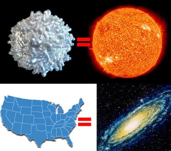 30 images that will make you RECONSIDER your ENTIRE existence The-size-of-the-universe