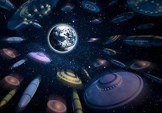 Сколько инопланетян и иных цивилизаций на Земле, и их задачи Armada2006