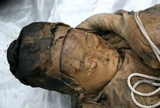 The Accidental Mummy Ming-dynasty-mummy
