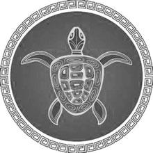 LES SYMBOLES DE LA MATERNITE Turtle-mother-earth