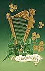 SYMBOLES IRLANDAIS Irish-harp