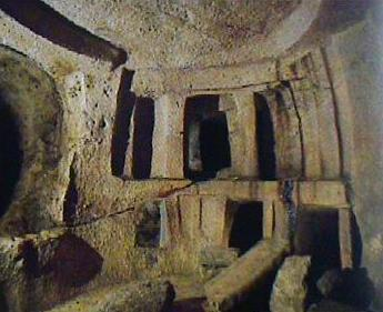 Hypogeum: An underground world capable of altering the human brain Hyposidechambers