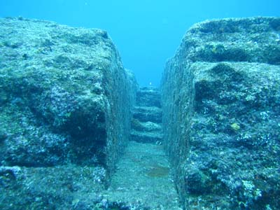 Hidden History, Under Water Civilization Ruins, YONAGUNI Yonaguni_10