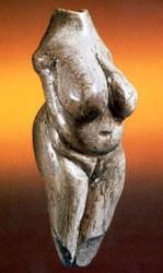 PREHISTORIC SHAMAN ART.. Venus%20of%20Moravany