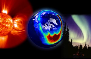 Heads Up! Solar Storm Could Damage Power Supplies, Set to Hit Earth Today! Carrington-event-1859-solar-storm-300x193