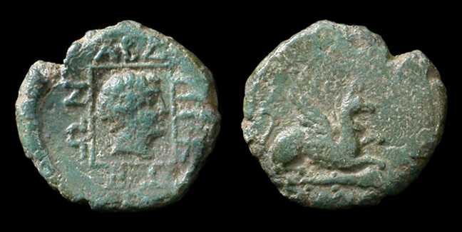 Помощ за монета Abdera-thrace-griffin-cg2023