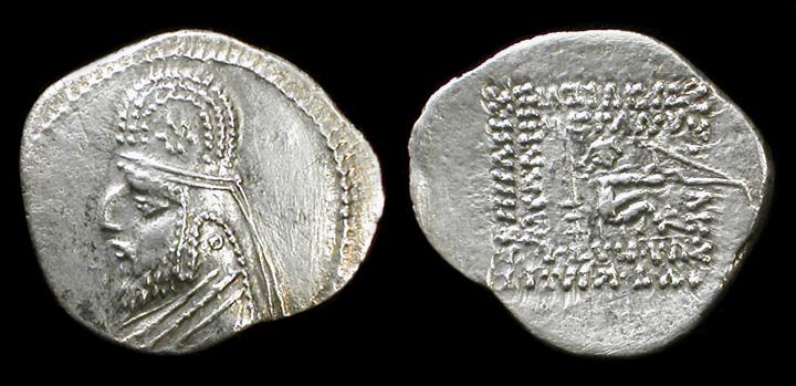 مسكوكات الملك أروديس  الاول Parthia-orodes-cp2006