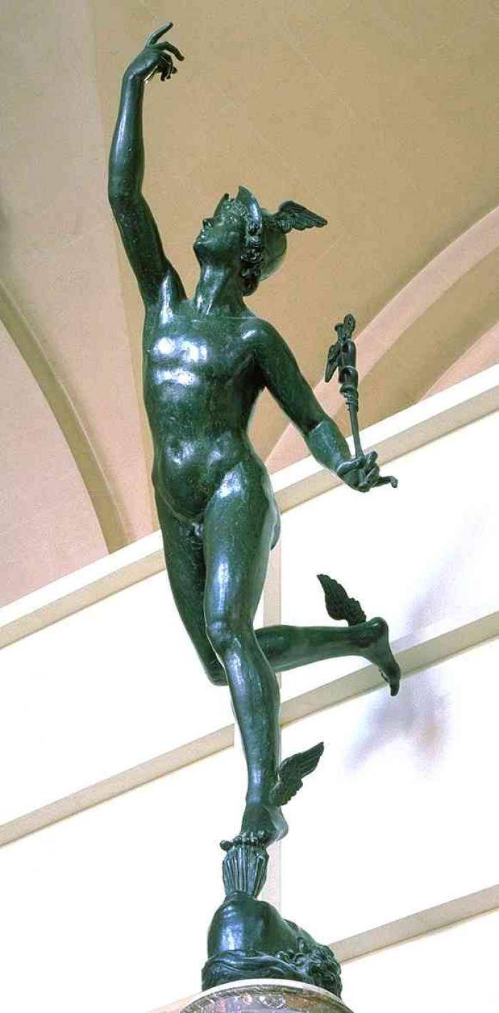 Giambologna Mercurio-de-Giambologna-