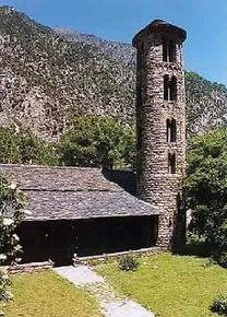 13b. Arte Románico en España Santa_coloma_medium