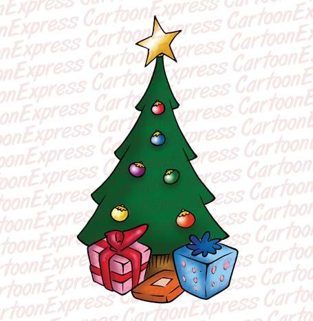 Joulukalenteri -09 Xmas_tree