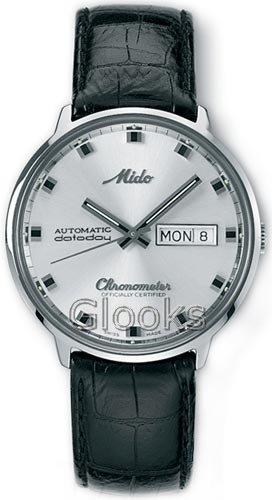 Prix d'entree chronometer Swiss Made? Mido_Chronometer_M8419.4.C1.4