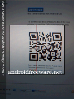 "[SOFT] BARCODE SCANNER : Scanner les codes barres présent dans ""Téléchargement"" Barcode_scanner_android_os_freeware_1"