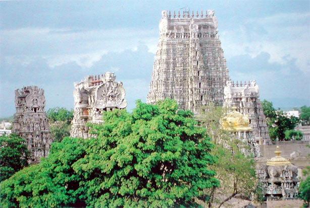 மதுரையின் மேற்கு நுழைவுவாயில்...!!!!!! 05rajagopuram