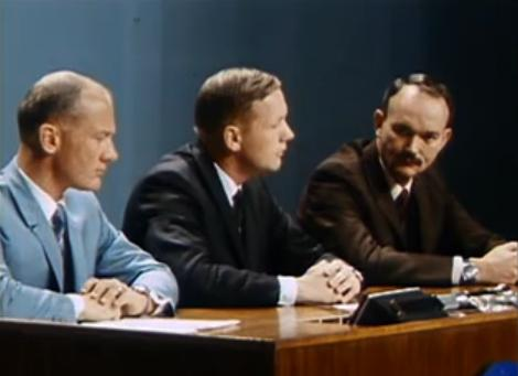 Body Language: Apollo 11 Conference Apollo11Conference