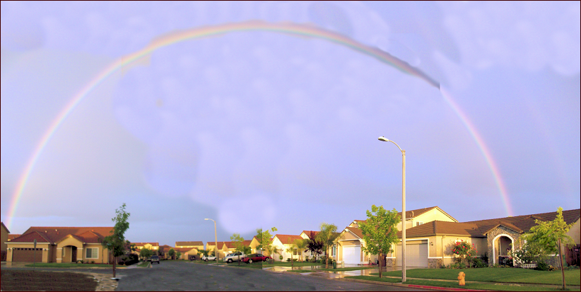Beautiful Rainbows CompleteRainbow2