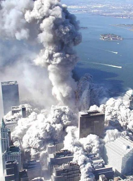 September 11th Aerial6