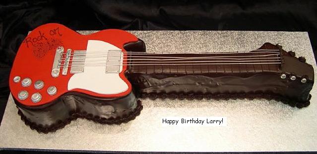 Happy birthday, Larry! Hblarry