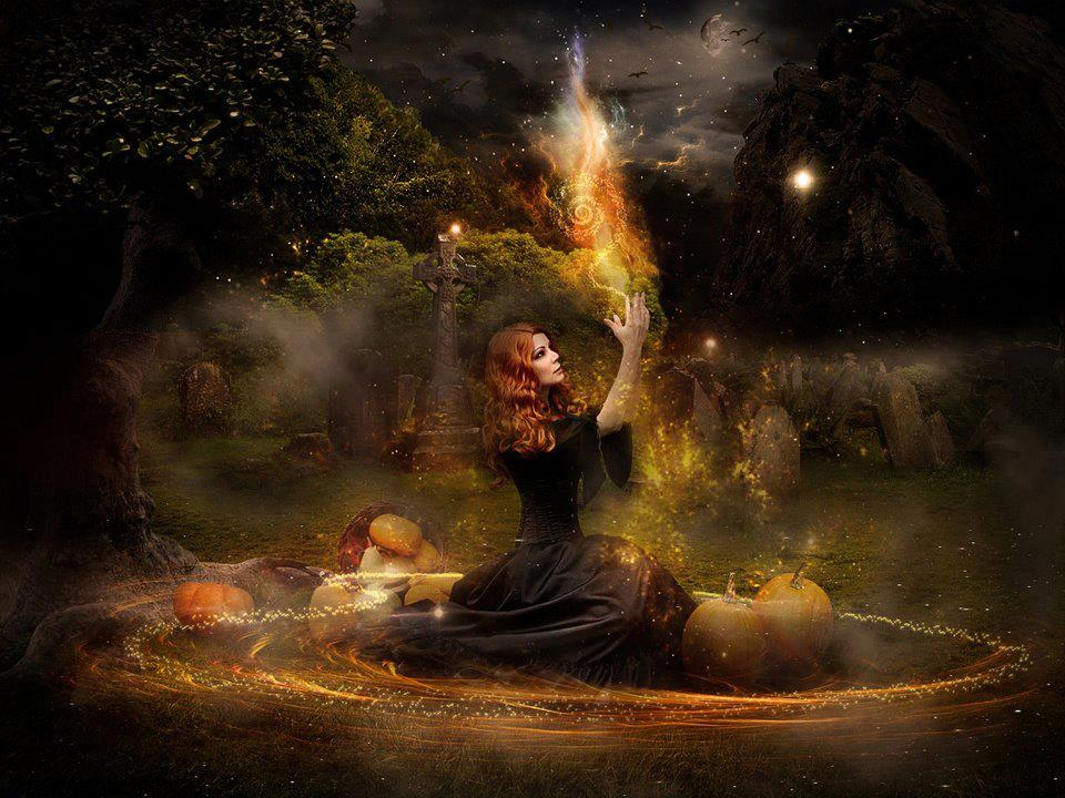 Post Especial noche de Halloween Samhain-circle-of-light