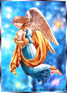 IL MONDO  DEI  ANGELI Anauel