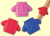 Nguyên liệu và dụng cụ đan len Clover-holder2
