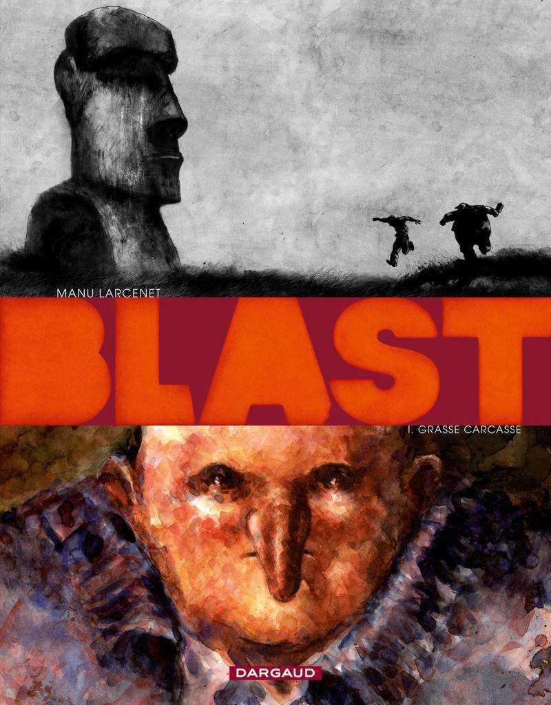 Preporuka Stripova BlastLarcenet
