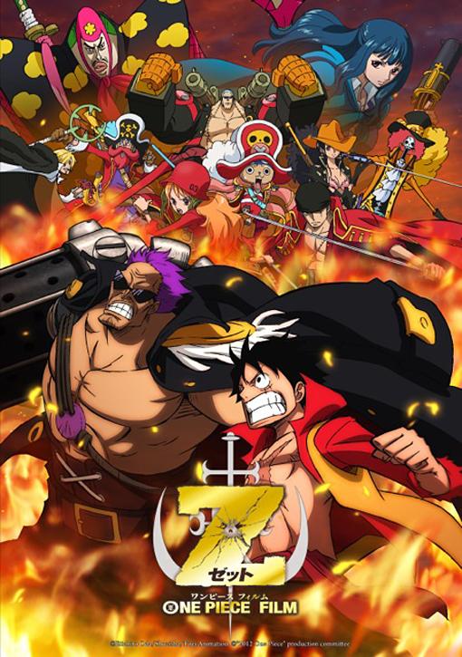 [Grand Line News] Tổng hợp thông tin liên quan đến One Piece One-Piece-Film-Z-post