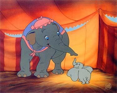 [Walt Disney] Dumbo, l'Éléphant Volant (1941) 2_Dumbo-Mine