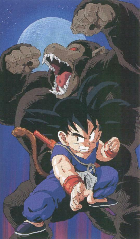 Las transformaciones de Goku Oozaru%20chibi%20goku