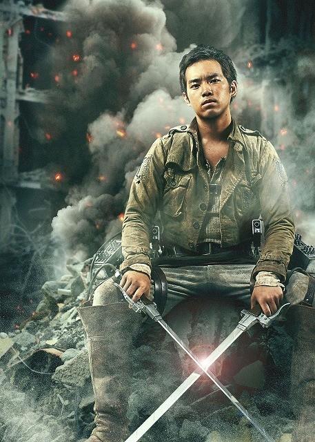 Attack on Titans-Filmul Takahiro_large