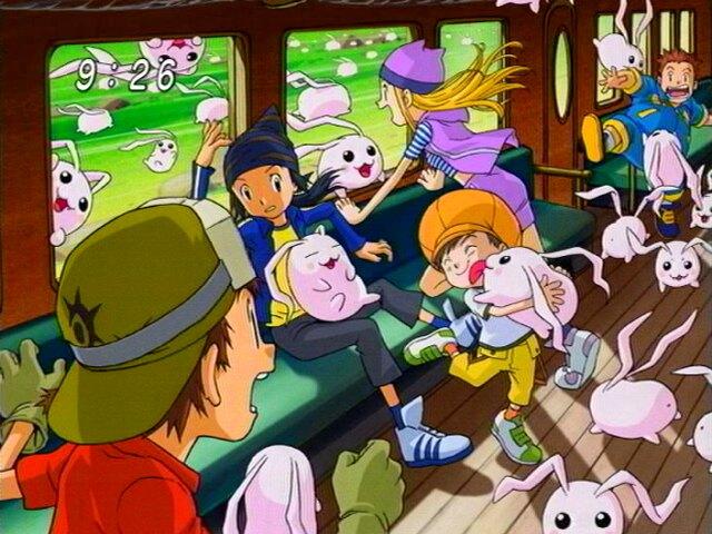 Digimon Froniter pictures  Tokomonattack