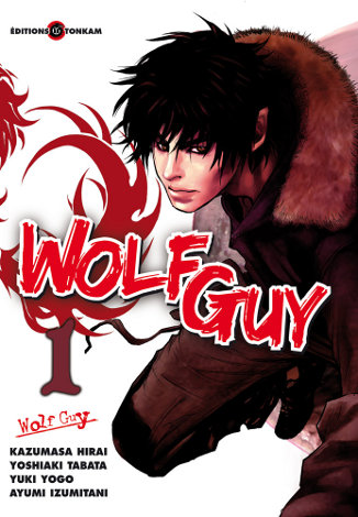 Wolf Guy Wolfguy