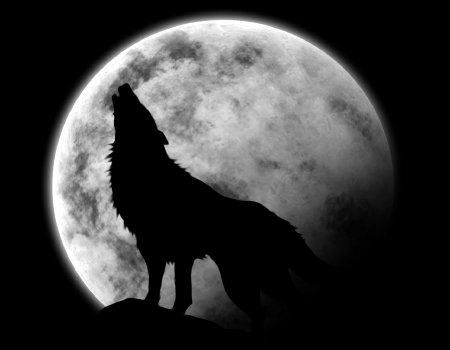 Lobos de La Oscuridad