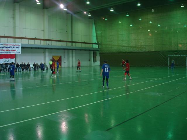 فريق القوش النسوي يحل ثانيا بكرة القدم عراقيا 2