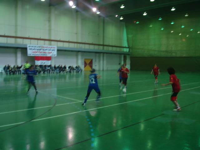 فريق القوش النسوي يحل ثانيا بكرة القدم عراقيا 3